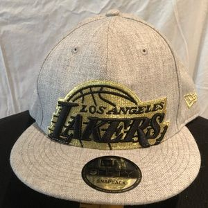 Los Angeles Lakers NBA 9Fifty Snapback Hat New